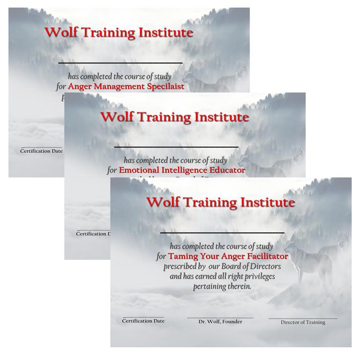 Certification Class -